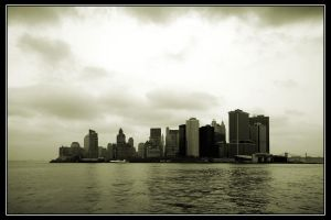 Manhattan by melintir