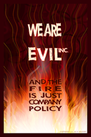 We Are Evil Corporation by oggyb