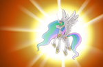 When the Sun Meets the Sky by Enma-Darei