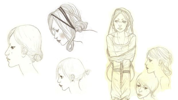 Sketch Dump by Radishes