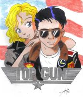 Top Gun by Jupta