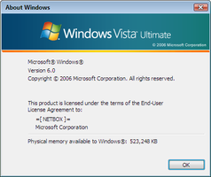 Vista_ABOUT_Dialogue for XP by yethzart