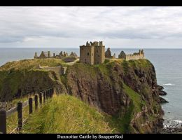 Dunnottar Castle by SnapperRod