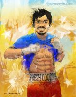 Pacquiao 01 by thefreshdoodle