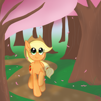 'Cus Tomorrow Spring Is Here by tryptocaine