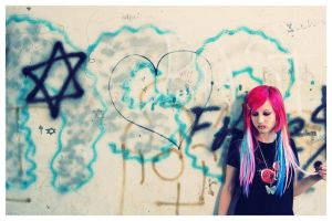 :: Pink Love Israel:: by A-DD