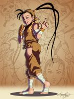 Ibuki by faynster