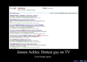 Jensen Ackles: Hottest on TV by LP4eva