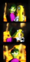 Aftershock Alternative Ending by skittles713