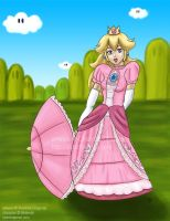 Princess Peach 09 by Kishi005