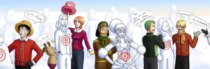 Fun In The Snow part 1 by Tuinen