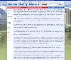 Reno Daily News by Nohbudy