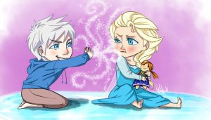 Jelsa babies, cause why not by VanillaKeyblade