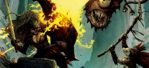 the beholder detail by Andrew-Robinson