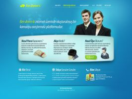 Web Layout by zoginet
