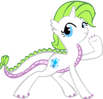 Crystal is the cutest kirin by sweetchiomlp