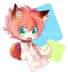 KYLE FOX by shiron2611