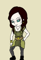 Chibi Anette Olzon by AiridAndMewtwo