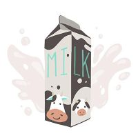 The Carton of Milk by lemon5ky