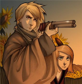 Hetalia: Russia and Poland by Phobs