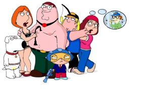 Family Guy by cocoamoejoe