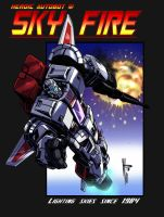 Comixink SkyFire Collab by hansime