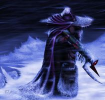Legend of the Frostwatcher by Nosfer