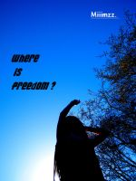 Where is freedom by Miiimzz