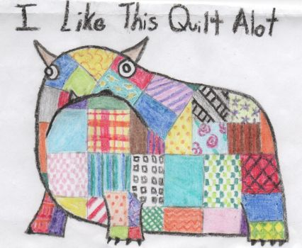 I Like This Quilt Alot by knacc