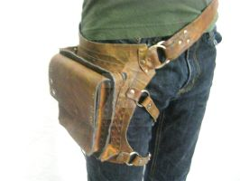 Waist / Hip Bag by OfTheGodsBlood