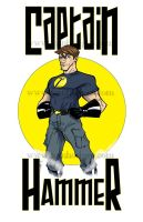 Captain Hammer by Hodges-Art