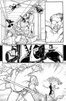 Avenging Spiderman #12 Page 04 by AaronKuder