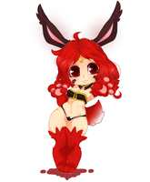 bun chibi commission by punipaws