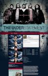 Myspace Layout - The Understat by my-name-is-annie
