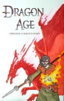 Dragon Age Origins: A Mage's Diary by crisurdiales