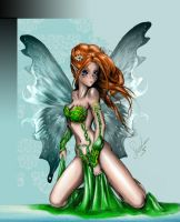 Fairy by shadowhunter144