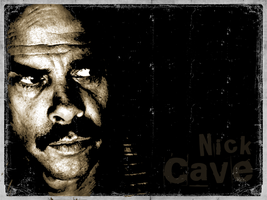 Nick Cave by BuldoZZeR