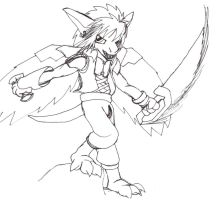 Squall drank a red bull by Squall179