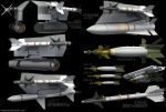 F-14D wip 8 Weapons by Siregar3D