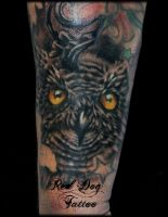 Jeffs second session by Reddogtattoo