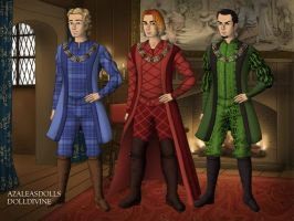RRB in Tudor Times by bre1
