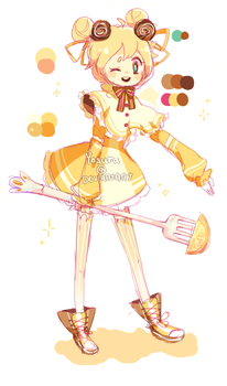 [CLOSED] Adoptable Auction 1 by Yosura