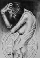 Anorexia Nervosa by Epilic