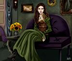 Her ladyship by Aakami