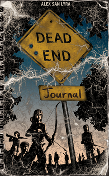 Dead End Journal Book Cover 03 by alexsanlyra