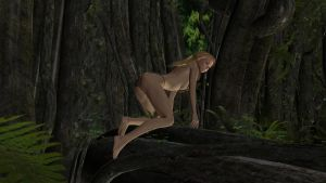a jungle girl 2 by Gorgogorgo