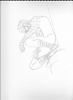 Spiderman Lines Final by thebingbang