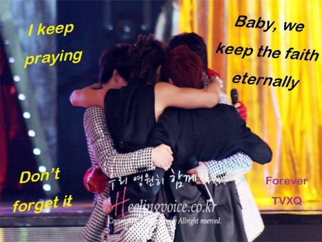 DBSK - Break Out 'Re-upload' by Roetje