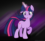 Twilight Sparkle by martybpix