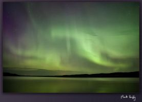 Aurora Borealis by pictureguy